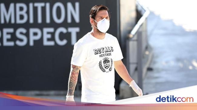 New Normal dalam Sepakbola, Messi Soroti Mental Pe