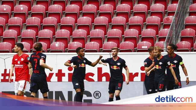 RB Leipzig 13-0 Mainz!