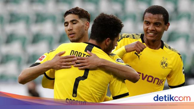 Dortmund Masih Mau Juara Bundesliga? Kalahkan Bayern Dulu