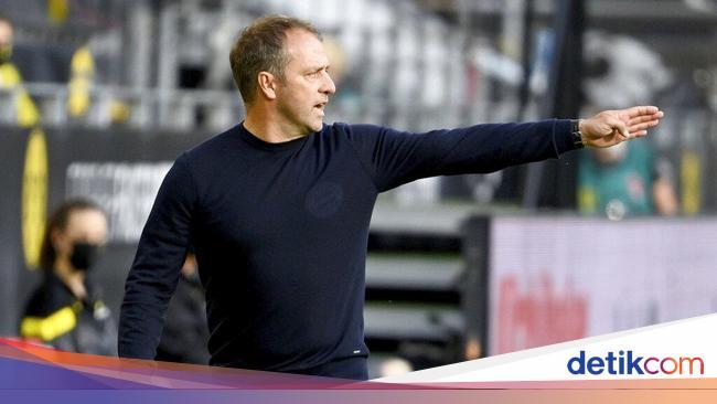Top! Bayern Menang Lagi, Hansi Flick Dekati Rekor