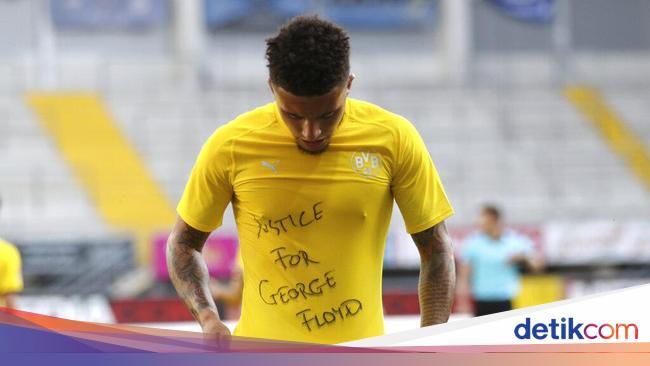 Hore! DFB Tak Jadi Sanksi Pemain yang Dukung Georg