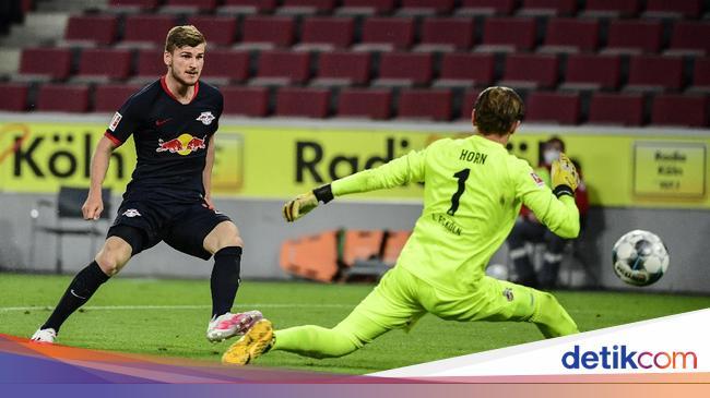 Kalau Jadi ke Chelsea, Werner Wajib Bikin Liverpoo