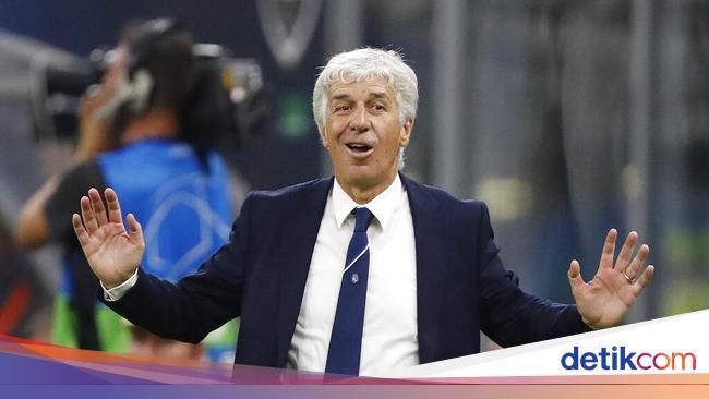 Gasperini Berharap Conte dan Manajemen Inter Bisa