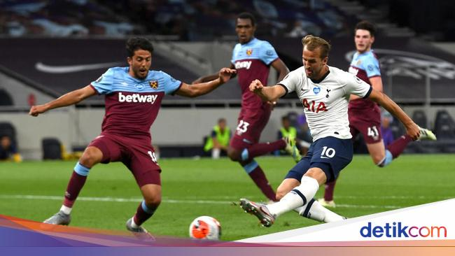 Link Live Streaming Tottenham Vs West Ham