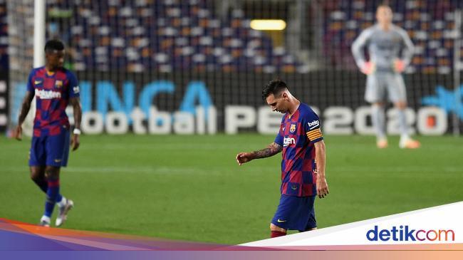 Barcelona Vs Atletico: Imbang 2-2, Blaugrana Gagal Kudeta Madrid