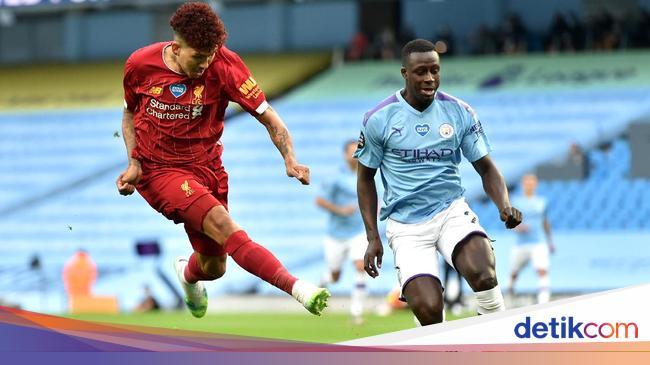 10 Fakta Usai Manchester City Vs Liverpool
