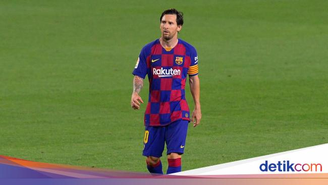 Messi Dikabarkan Mau Pergi, Setien Merespons Begin