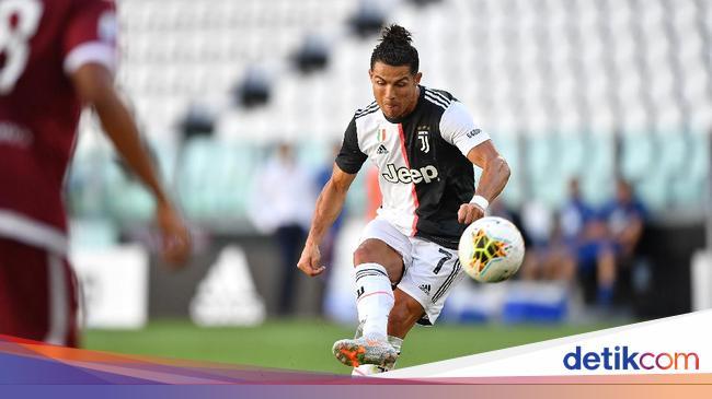 Gol Tendangan Bebas yang Dinanti Ronaldo Akhirnya