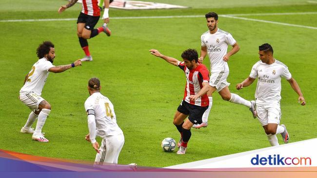 Bilbao Vs Madrid: Muniain Cibir VAR dan El Real