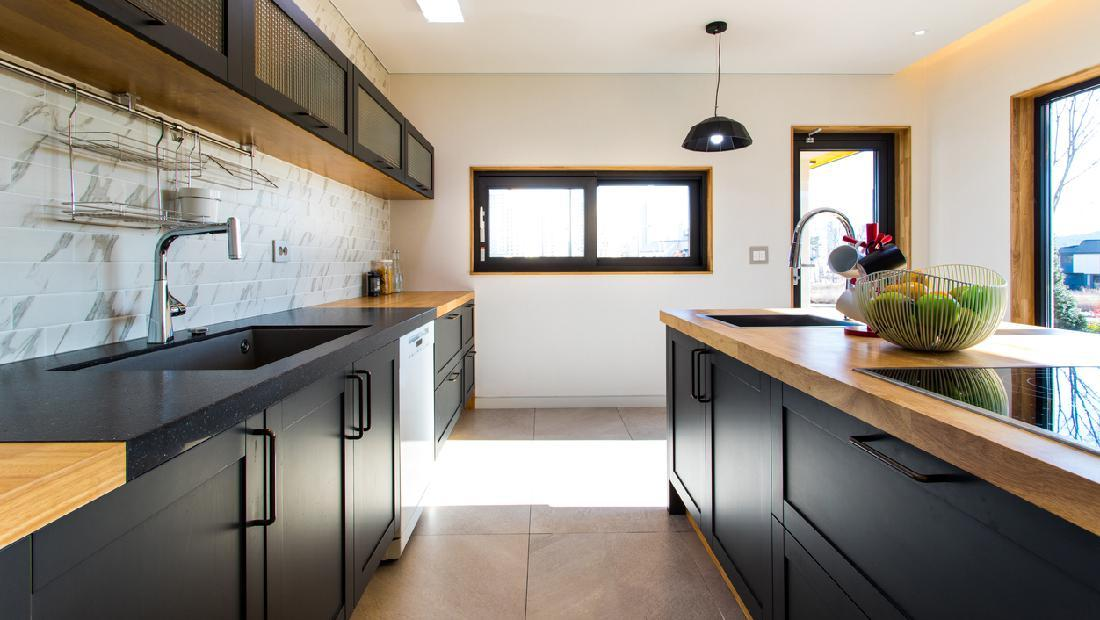 7 Ide Dekorasi Dapur Bergaya Rumah Korea Yang Modern