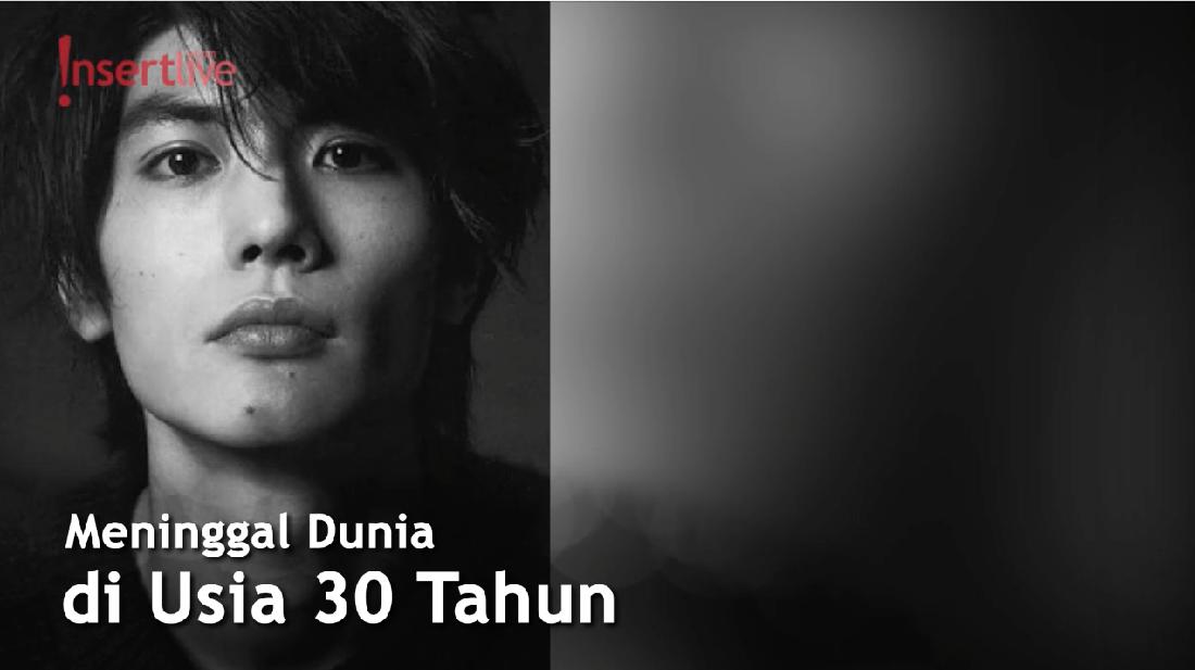 Aktor Haruma Miura Ditemukan Meninggal Gantung Diri