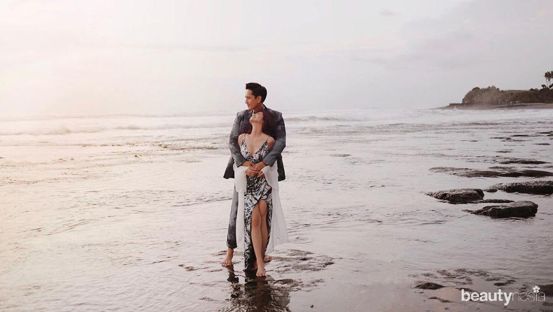 10 Potret Romantis Sonya Pandawarman Eks Jkt 48 Dan Kekasih Yang Hobi Traveling