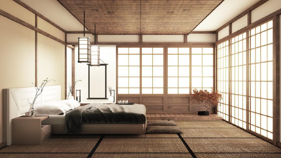 Ingin Punya Kamar Minimalis Ala Jepang Lakukan 5 Cara Mudah Ini Bunda