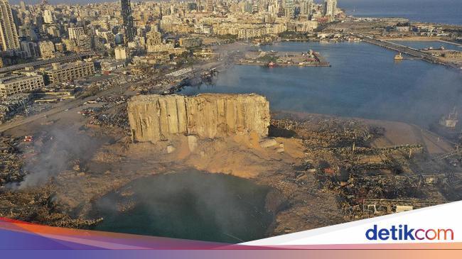 Bek PSM Makassar Jadi Saksi Ledakan di Lebanon, In