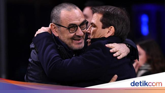 Jelang Juventus Vs Lyon: Rudi Garcia Belum Kalah d