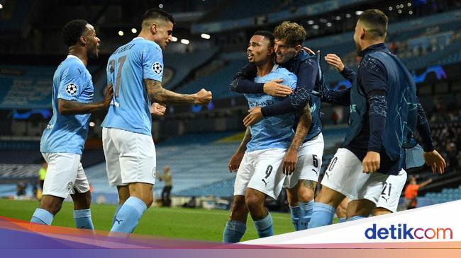 Man City Takkan Dianggap Elite Sebelum Juara Liga