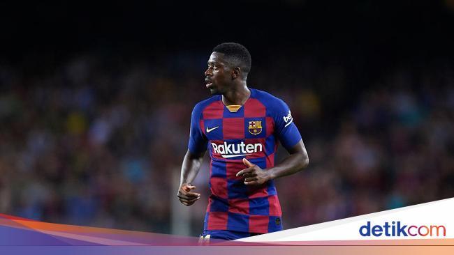 Setelah Thiago, Liverpool Incar Ousmane Dembele?