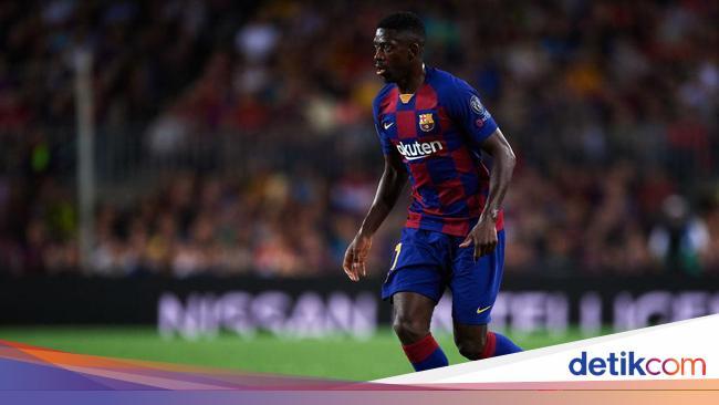 Barcelona Vs Bayern: Ada Dembele, Blaugrana Lebih