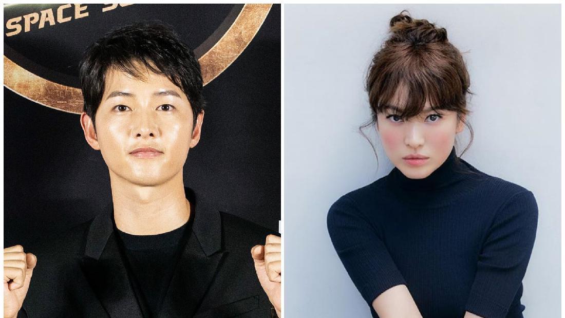 Song Joong Ki Muncul Lagi Di Publik Song Hye Kyo Pamer Foto Terbaru