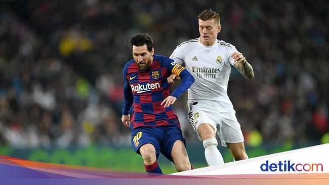 El Clasico: Messi Sudah 900 Hari Tak Bobol Gawang