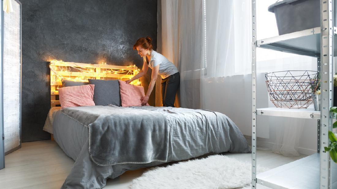 7 Desain Kamar Tidur Utama Rumah Minimalis Sempit Bukan Masalah