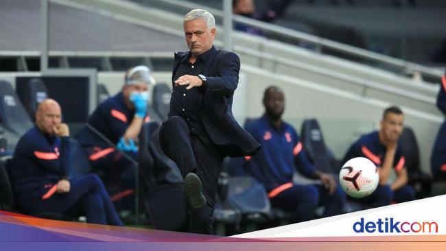 Unek-unek Jose Mourinho