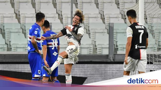 Striker Sampdoria Ini Incar Tiga Poin di Markas Juventus