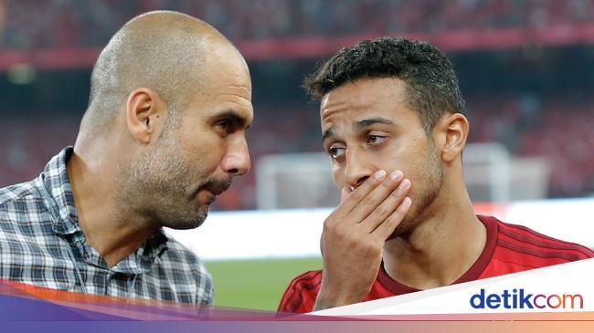 Thiago Alcantara Gabung ke Liverpool, Guardiola Bi