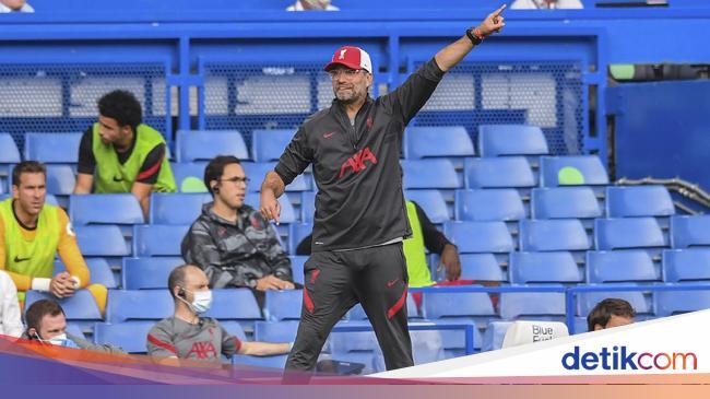 Staf Liverpool Rayakan Kartu Merah Chelsea, Klopp