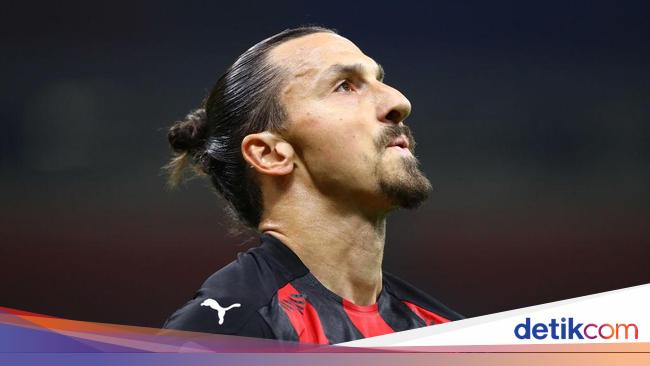 Top Skor Liga Italia: Zlatan Ibrahimovic Samai Luk