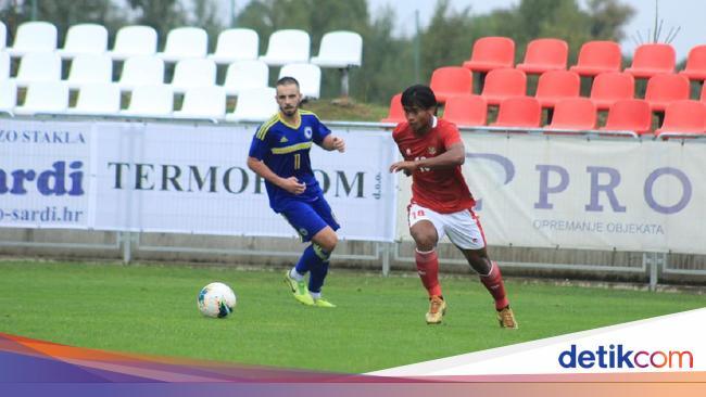Hasil dan Jadwal Timnas U-19 di Kroasia, Sisa 1 La