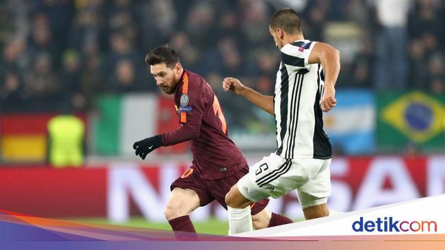 Head To Head Juventus Vs Barcelona Si Nyonya Tua Unggul Tipis