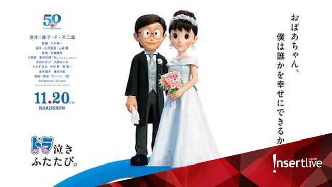 Film Stand By Me Doraemon 2 Tayang Di Bioskop Jepang 20 November
