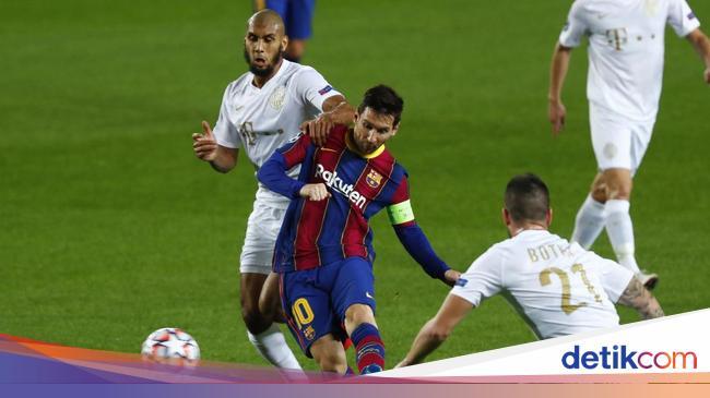 Barcelona Vs Ferencvaros: Barca Unggul 2-0 di Baba