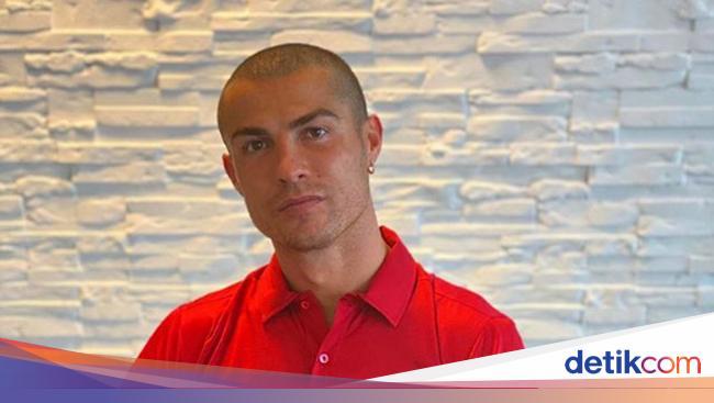 Barcelona Vs Madrid: Ronaldo Ikut Rayakan Kemenang