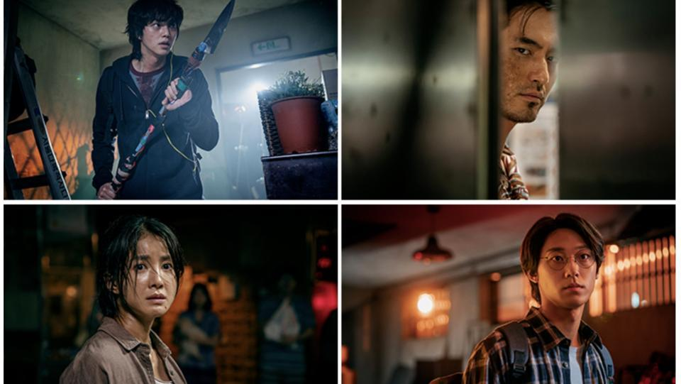 Sweet Home Drama Korea Original Netflix Merilis Trailer Yang Mencekam