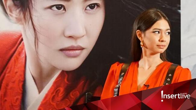 Menjadi Pengisi Suara Di Film Mulan Yuki Kato Ketakutan