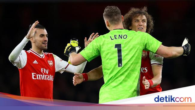 Two Arsenal Players Smash Blood?