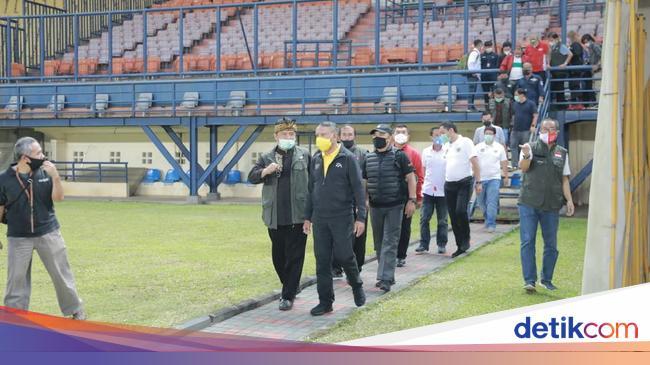 Jelang Piala Dunia U-20, Menpora Rutin Tinjau Persiapan Stadion