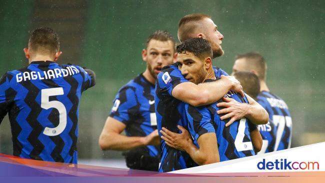 Gaya Main Inter Milan Dikritik, Hakimi: Ini Sepakb