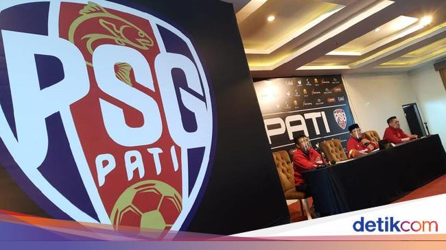 Beli PSG, Wabup Pati Mundur dari Posisi Ketum Persipa