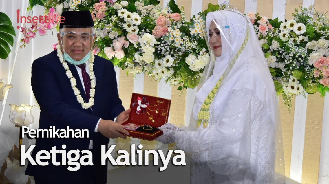 Usai Cerai Din Syamsuddin Nikahi Cucu Pendiri Ponpes Gontor