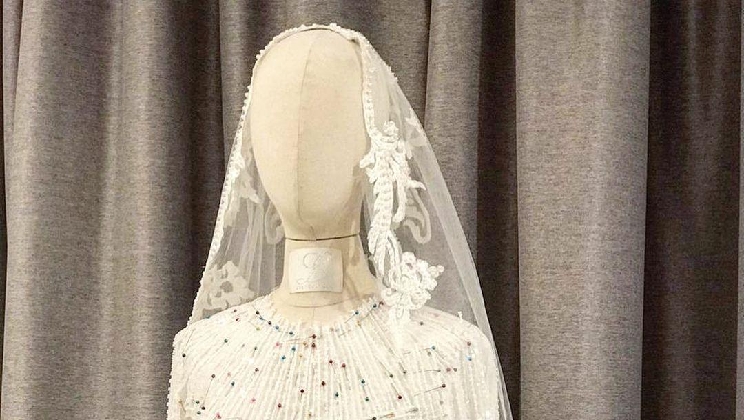 Inikah Harga Gaun Pernikahan Lesti Kejora Yang Dibuatkan Ivan Gunawan