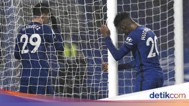 Chelsea Vs Wolves: The Blues Imbang 0-0 Warnai Deb
