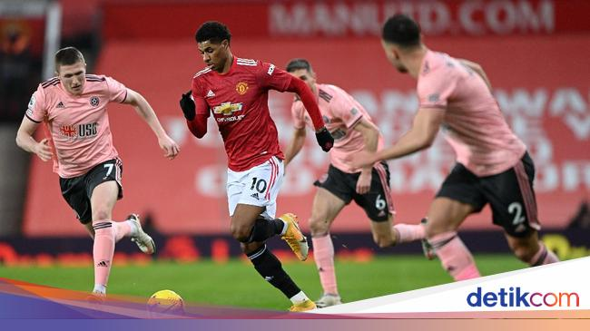 Liga Inggris: Sheffield Ungguli MU 1-0 di Babak Pe