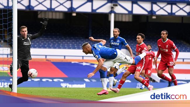 Head to Head Liverpool vs Everton