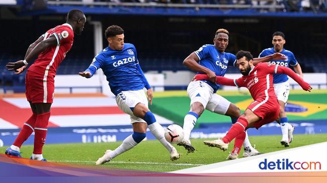 Sepakbola Awas, Everton! Jangan Tertipu Laju Buruk Liverpool