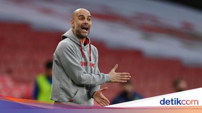 Manchester City Lagi Menang Terus, tapi Nanti Pasti Kalah