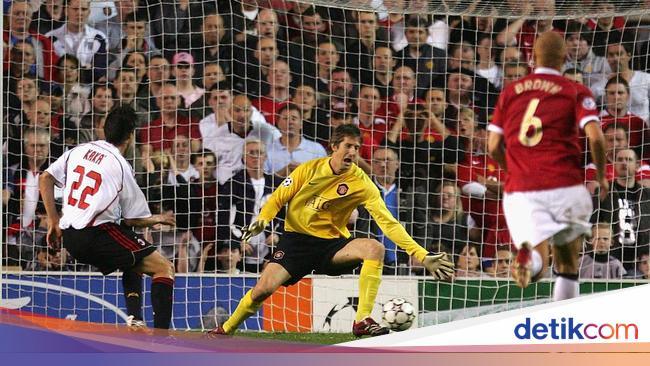 Liga Europa: AC Milan Momok MU di Eropa detikSport