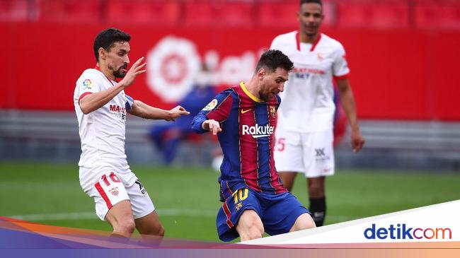 Barcelona Bungkam Sevilla, Koeman Tebar Pujian